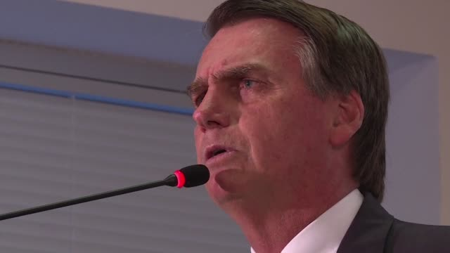 Jair Bolsonaro a controversial politician often compared to Donald Trump and hard right French leader Marine Le Pen on Thursday declared himself the...