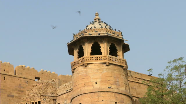 Jaisalmer Fort Architectural feature Chattri