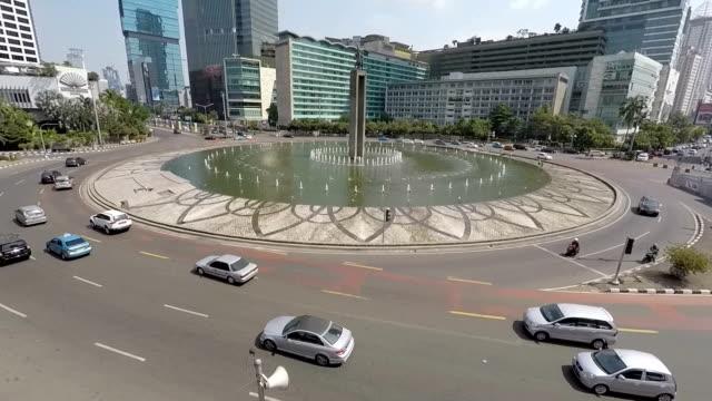 Jakarta, Bundaran HI and the Traffic
