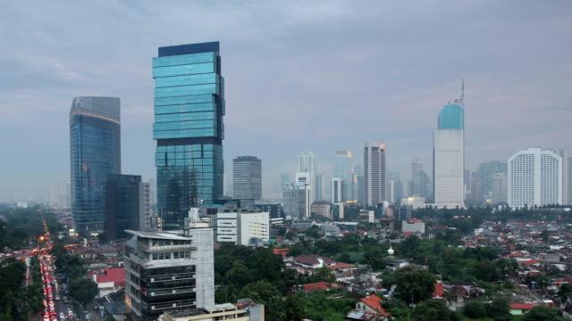 Jakarta Dusk