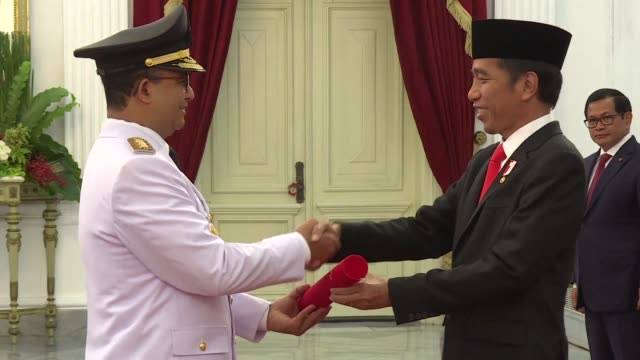 Jakarta swears in a new Muslim governor following a divisive election campaign that sparked a series of mass protests and threw Indonesia's history...