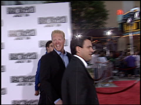 vídeos de stock, filmes e b-roll de jake busey at the 'bad boys ii' premiere on july 9 2003 - bad boys ii