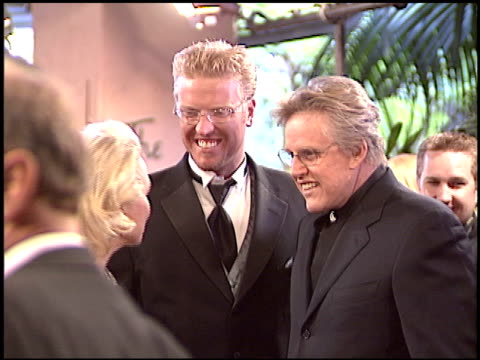 jake busey at the night of 100 stars oscar gala at the beverly hilton in beverly hills california on february 29 2004 - 76th annual academy awards stock videos & royalty-free footage