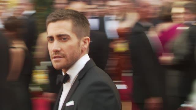 Jake Gyllenhaal at the 82nd Annual Academy Awards Arrivals at Hollywood CA