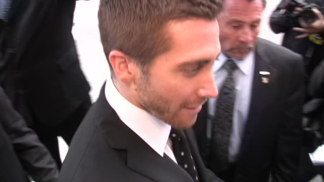 Jake Gyllenhaal at the Prince of Persia Premiere Grauman's Chinese Theatre in Hollywood at the Celebrity Sightings in Los Angeles at Hollywood CA