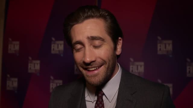 jake gyllenhaal attends a screening of his new movie stronger during the london film festival the donnie darko actor plays jeff bauman a man who... - jake gyllenhaal stock videos & royalty-free footage