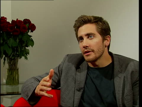 Jake Gyllenhaal interview I love London a real sense of appreciation for young talent in the theatre/ love to visit my favourite places in the city