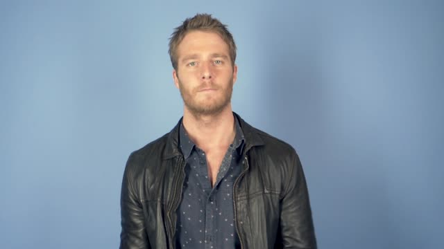 Jake McDorman of CBS's 'Murphy Brown' at the 2018 Summer TCA at The Beverly Hilton Hotel on August 5 2018 in Beverly Hills California