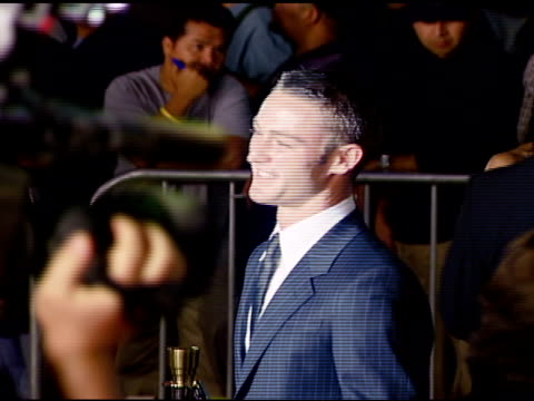 Jake McLaughlin at the 'In the Valley of Elah' Premiere at Arclight Cinemas in Hollywood California on September 13 2007