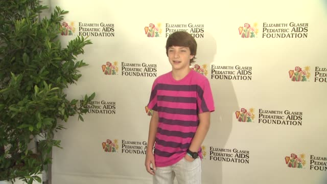 Jake Short at 23rd Annual 'A Time For Heroes' Celebrity Picnic Benefiting The Elizabeth Glaser Pediatric AIDS Foundation on June 03 2012 in Los...