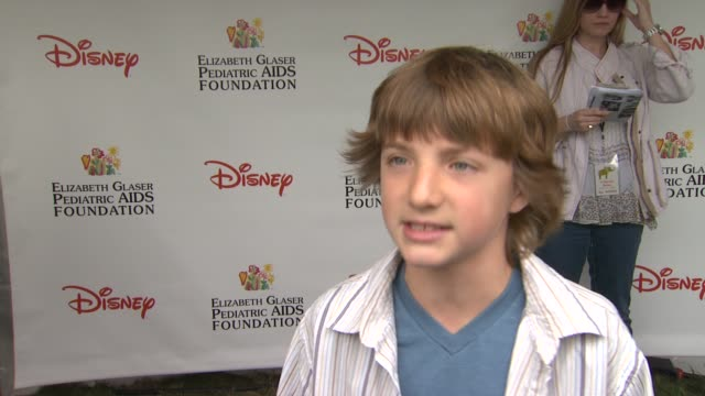 Jake Short on how he feels to be at the 22nd Annual Time for Heroes Celebrity Picnic if this is his first time attending why he wanted to come and...