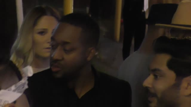 Jaleel White arrives at Casper x American Airlines A Night in Flight party at Delilah in West Hollywood in Celebrity Sightings in Los Angeles