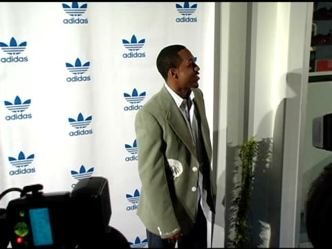 Jaleel White at the VIP Grand Opening Celebration of the new Adidas Originals Melrose Store at the Adidas Originals Melrose in Los Angeles California...