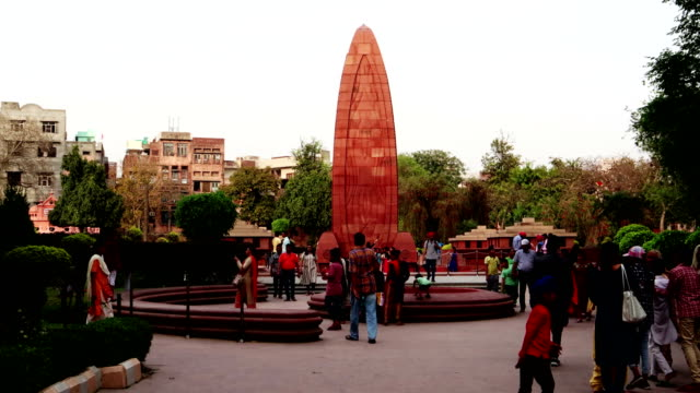 jallianwala bagh memorial, amritsar punjab, india - genocide stock videos & royalty-free footage