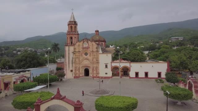 Jalpan Mission in Sierra Gorda