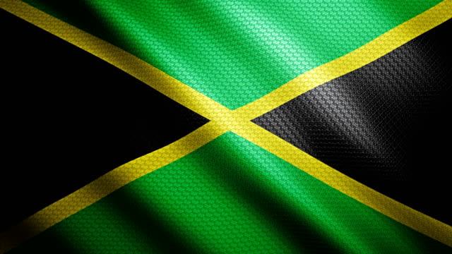 Jamaica vlag 4K