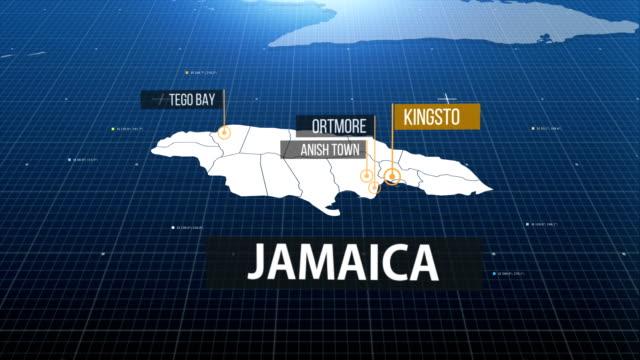 Jamaikanischer Karte