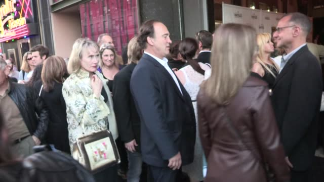 James Belushi greets fans at the Pantages Theater in Hollywood 06/05/12 James Belushi greets fans at the Pantages Theater on June 05 2012 in Los...