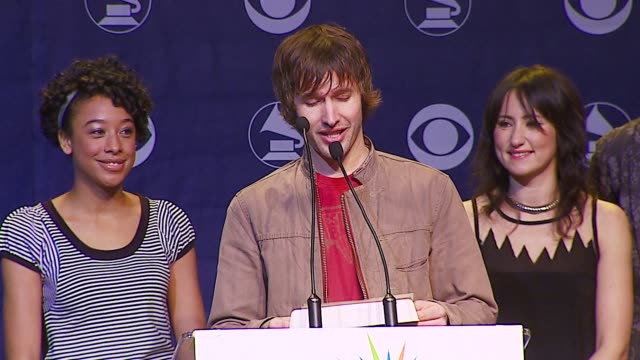 James Blunt at the 2006 Grammy Awards Nominations Announcement at Music Box @ the Fonda in Hollywood California on December 7 2006