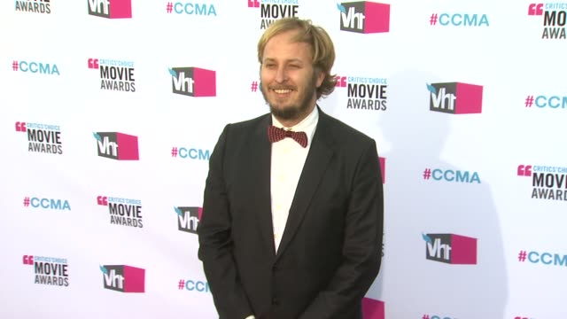 James Bobin at 17th Annual Critics' Choice Movie Awards on 1/12/12 in Hollywood CA