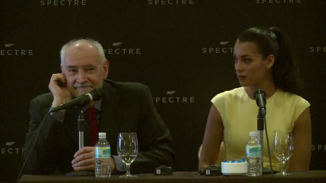 james bond producer michael g wilson said wednesday that mexican authorities had raised issues with the spectre scenario but that only few changes... - producer stock videos & royalty-free footage