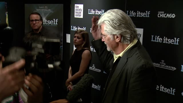 """james brolin at """"life itself"""" new york premiere at the film society of lincoln center on june 23, 2014 in new york city. - james brolin stock videos & royalty-free footage"""