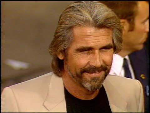 stockvideo's en b-roll-footage met james brolin at the 'batman' premier on may 19, 1989. - james brolin