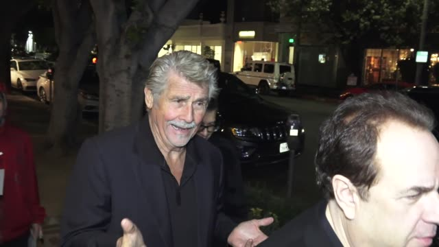 james brolin at the bella los angeles men's cover launch party hosted by james brolin at the harmonist in los angeles in celebrity sightings in los... - james brolin stock videos & royalty-free footage