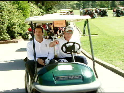 James Caan at the 9th Annual Elizabeth Glaser Pediatric AIDS Foundation Celebrity Golf Classic at Lakeside Golf Club in Burbank California on October...