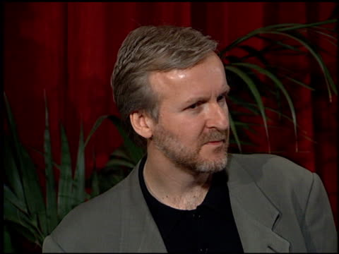 james cameron at the 1998 academy awards luncheon arrivals at the beverly hilton in beverly hills, california on march 9, 1998. - james cameron stock videos & royalty-free footage