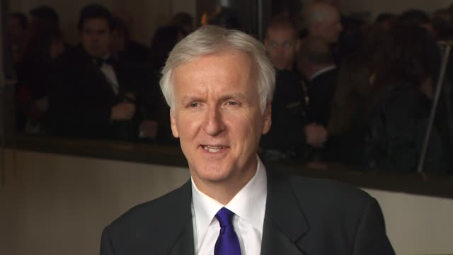 james cameron at the 63rd annual directors guild of america awards at hollywood ca. - james cameron stock videos & royalty-free footage