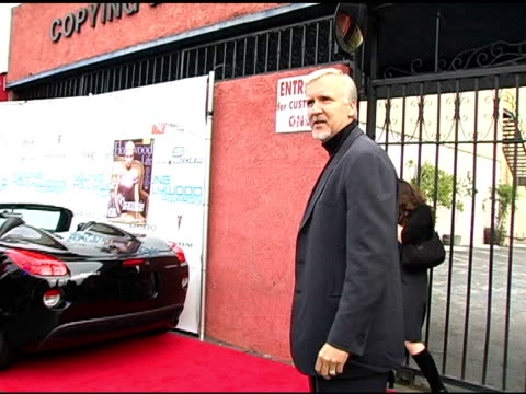 james cameron at the hollywood life's young hollywood awards and after-party sponsored by axe on may 1, 2005. - james cameron stock videos & royalty-free footage