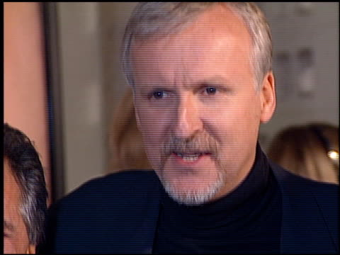 james cameron at the 'solaris' premiere at the cinerama dome at arclight cinemas in hollywood, california on november 19, 2002. - solaris 2002 film stock videos & royalty-free footage