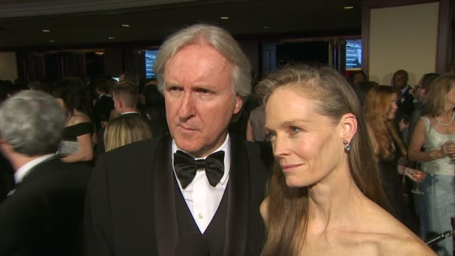 James Cameron on if he knew 'Avatar' would have not only great artistic challenges but also great reward and on being nominated for such a...