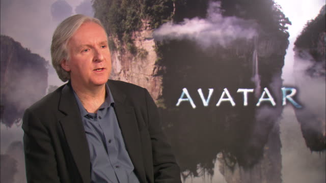 technically four and a half years, i wrote it 15 years ago, it didn't do anything with it for 10 years, which is maybe where the decade comes from.... - james cameron stock videos & royalty-free footage