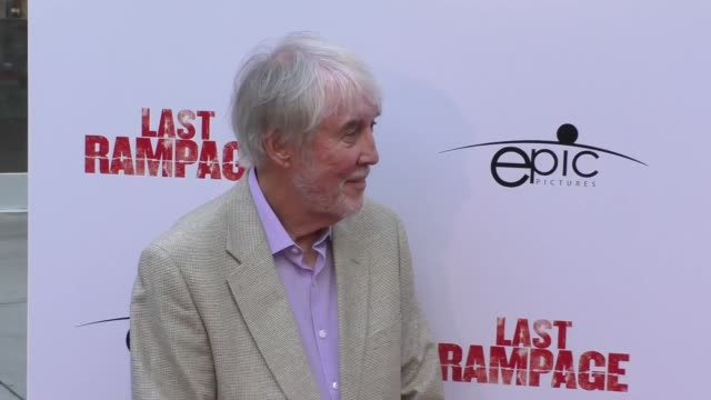 james clarke at the premiere of 'last rampage the escape of gary tison' from epic pictures releasing at arclight cinemas on june 23 2017 in hollywood... - arclight cinemas hollywood 個影片檔及 b 捲影像