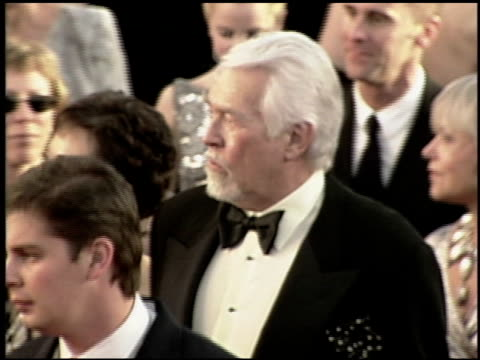 james coburn at the 2000 academy awards at the shrine auditorium in los angeles, california on march 26, 2000. - james coburn stock videos & royalty-free footage