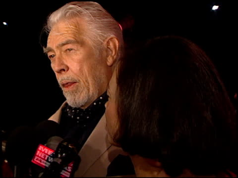 james coburn at the absolut party at arena in los angeles, california on may 20, 1999. - james coburn stock videos & royalty-free footage