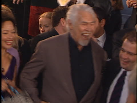 james coburn at the world is not enough, the, premiere at westwood in westwood, ca. - james coburn stock videos & royalty-free footage