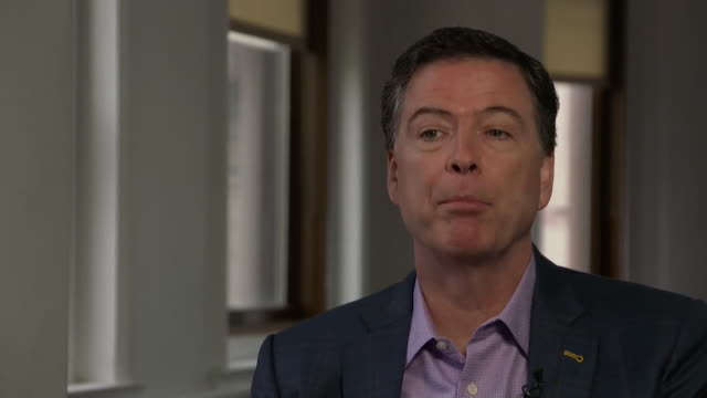 James Comey saying he doesn't think the Hillary Clinton email investigation itself was controversial