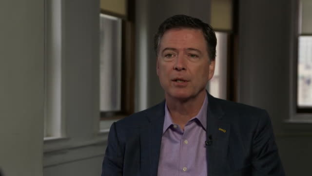 James Comey talking about whether he believes what was covered in the Steele dossier was true