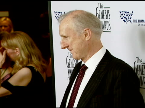 James Cromwell at the 2008 Genesis Awards at the Beverly Hilton in Beverly Hills California on March 30 2008