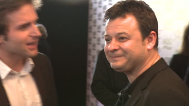 james dean bradfield at the the mojo honours list 2009 at london england. - manic street preachers stock videos & royalty-free footage