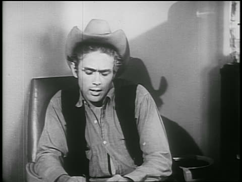 james dean looking down + talking to someone off screen / psa - resting stock videos & royalty-free footage