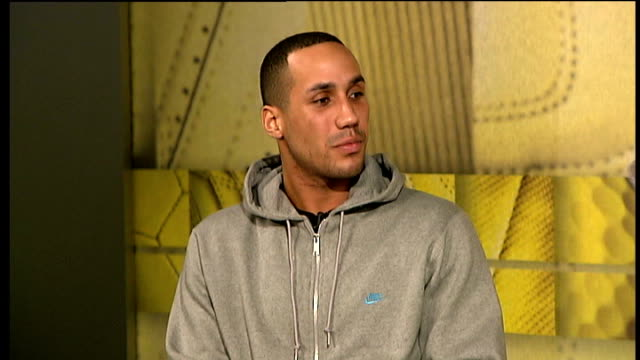 james degale interview degale interview sot performs well when pressure is highest / has asked amir khan for advice on how to develop after getting... - olympic medal stock videos & royalty-free footage