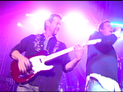 James Denton Bob Guiney and Band from TV at the Dockers Final Round at NULL in Los Angeles California on February 9 2008