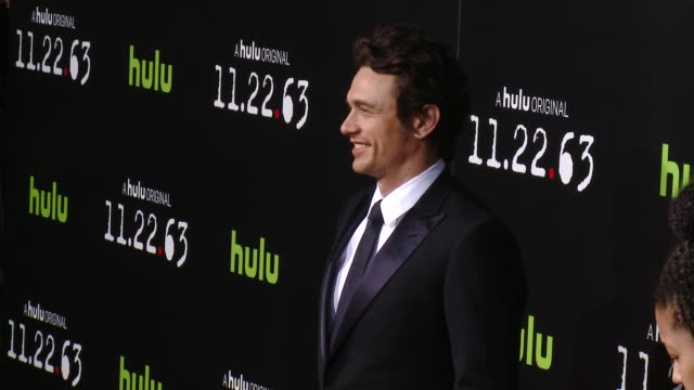 "James Franco at Hulu Original ""112263"" Premiere in Los Angeles CA"