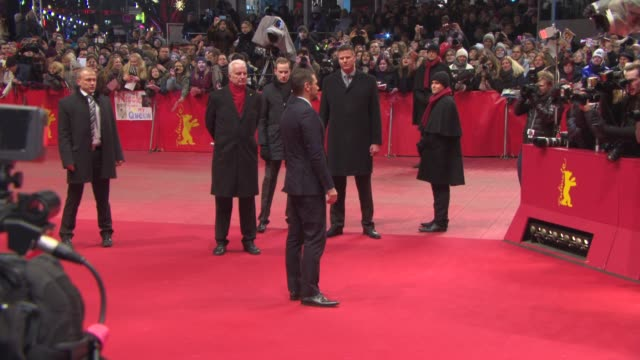James Franco at 'Queen of the Desert' Red Carpet 65th Berlin Film Festival at Berlinale Palast on February 06 2015 in Berlin Germany