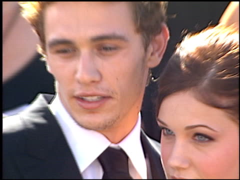 James Franco at the 2000 Emmy Awards at the Shrine Auditorium in Los Angeles California on September 10 2000