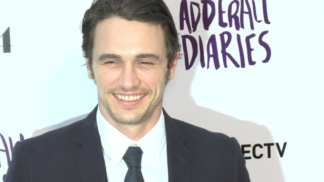 James Franco at The Adderall Diaries Los Angeles Premiere at ArcLight Hollywood on April 12 2016 in Hollywood California